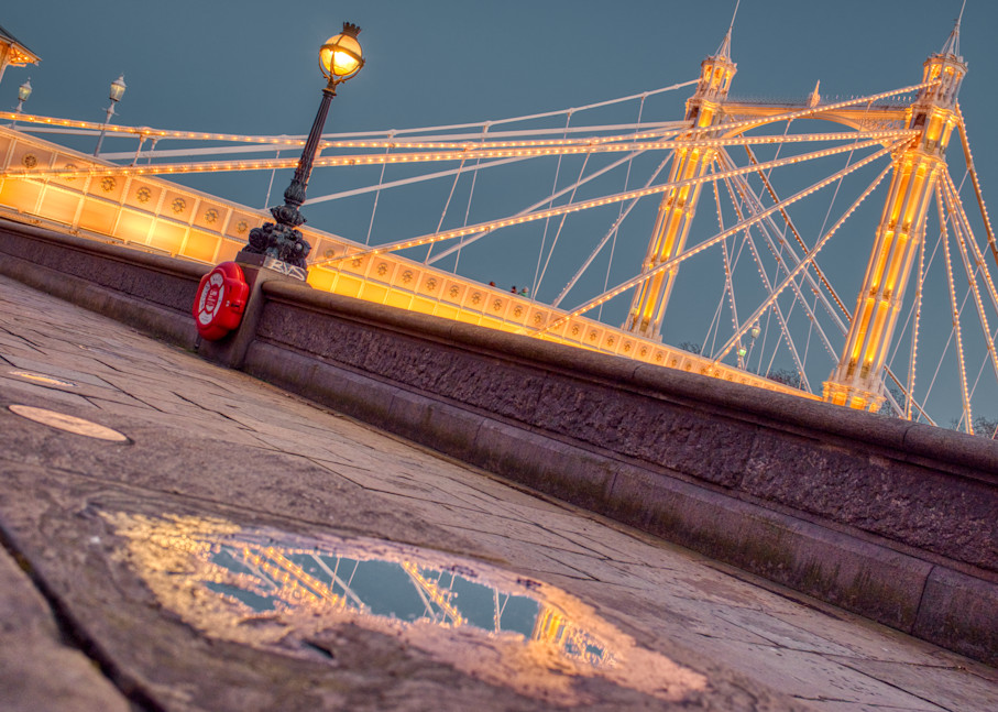 Albert Puddle Art | Martin Geddes Photography