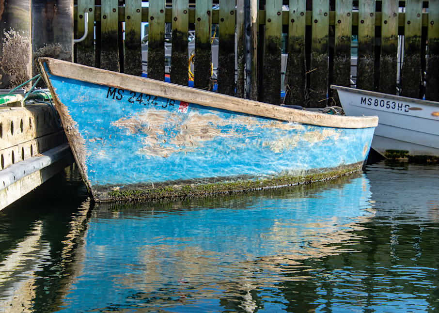 Powder Blue Photography Art | The Colors of Chatham