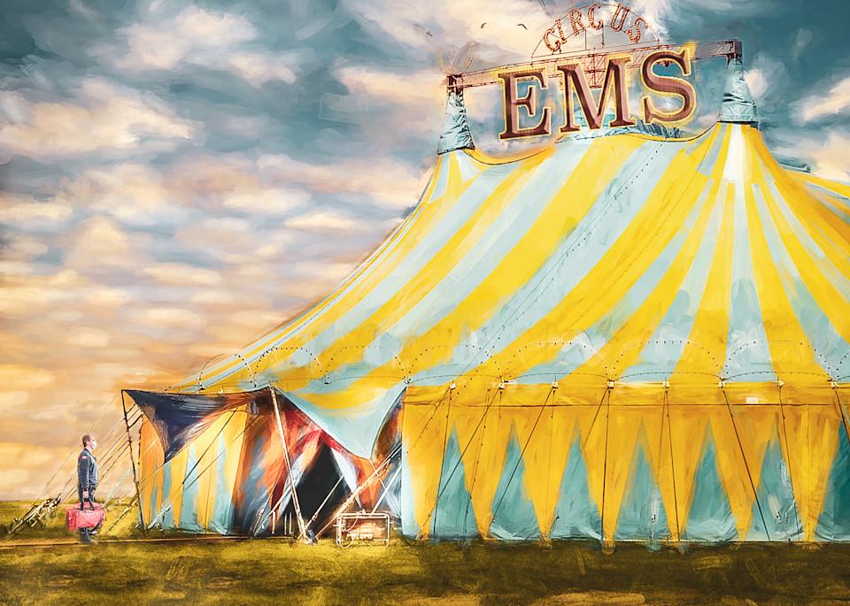 The Circus Art | DanSun Photo Art