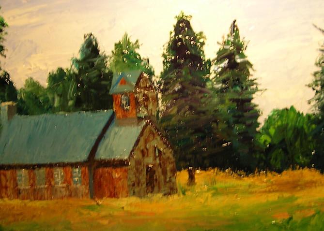 School Days Art | Jerry Hardesty Studio