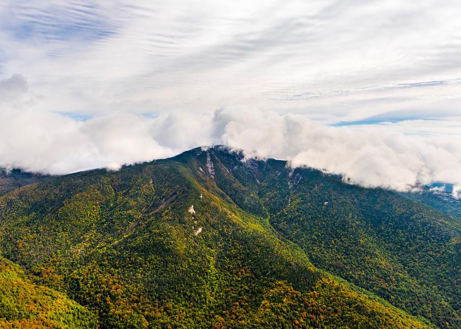 Giant Mt Aerial Photography Art | Kurt Gardner Photogarphy Gallery