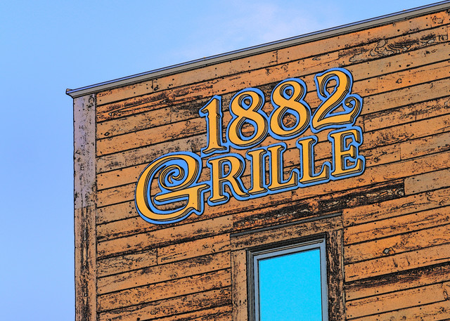 1882 Grille Graphics Window