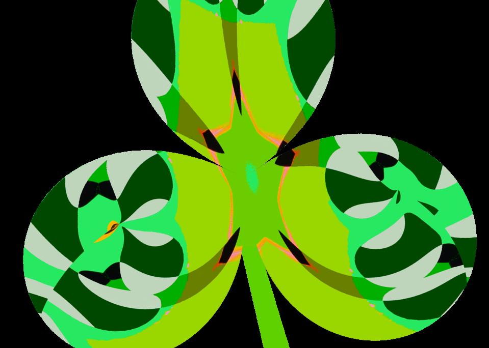 Shamrock Art | karenihirsch