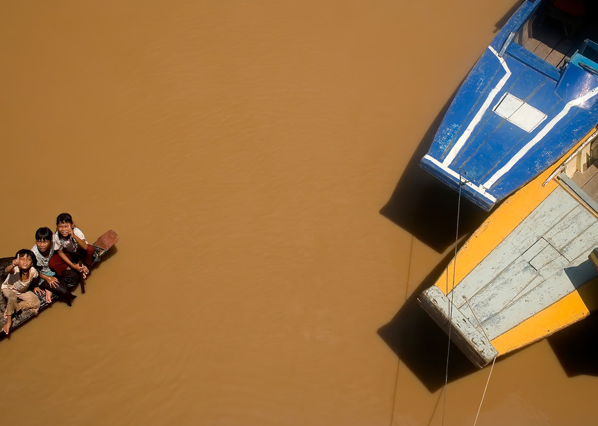 Floating Village Photography Art | Felice Willat Photography