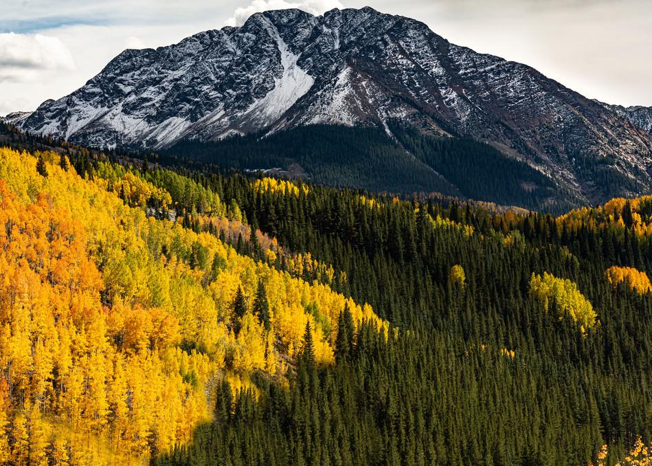 Twilight Mountain Photography Art | Felice Willat Photography