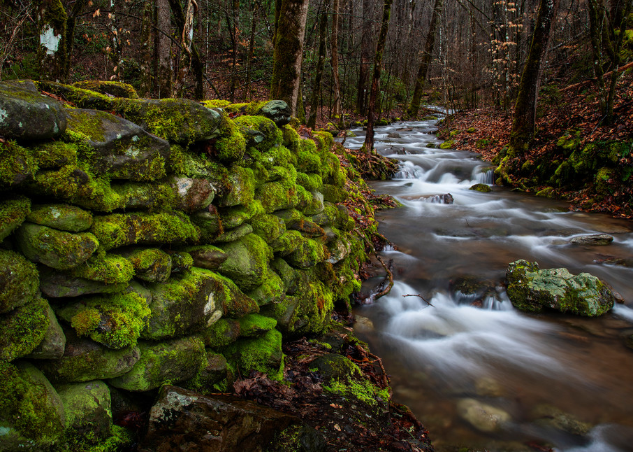 Mystic Morning - Great Smoky Mountains National Park fine-art photography prints