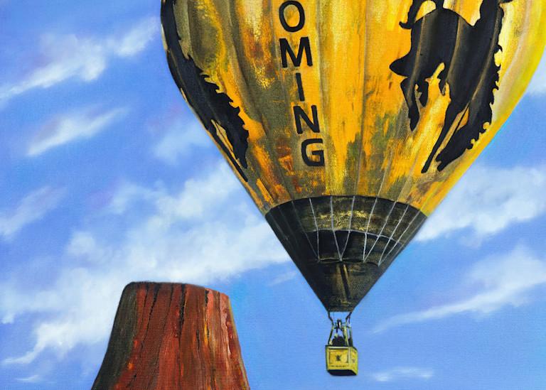 Wyoming Ballon
