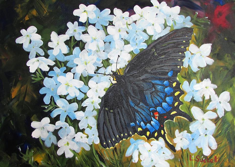 Serenity Art   Linda Sacketti