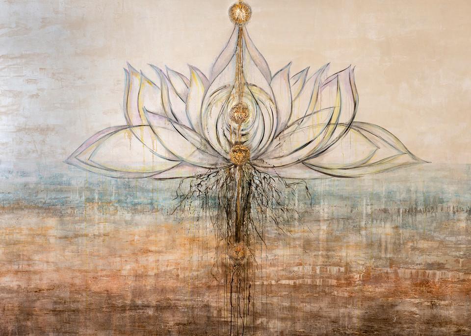 Lotus  Art | Romana Artistry