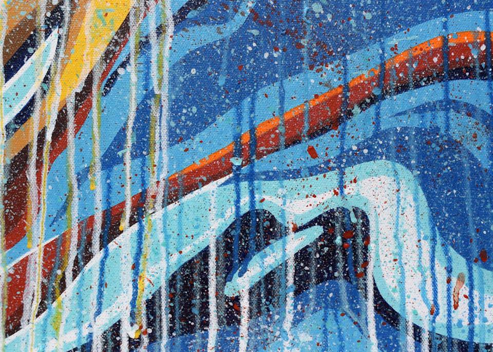 Reflessione Canvas 3 Art | juliesiracusa