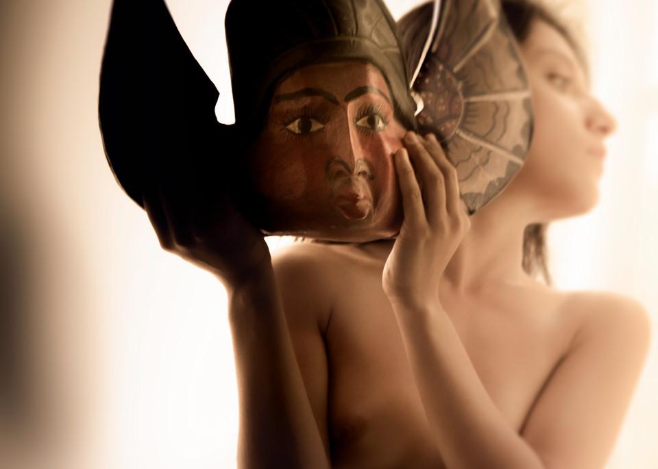 Pasio N Enmascarad Photography Art   Harry John Kerker Photo Artist