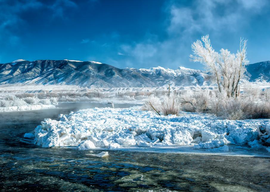 Madison River Gorge Photography Art   Monty Orr Photography