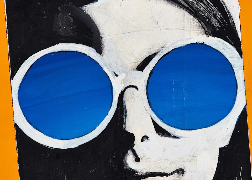 Blue Eyes Art | Wanderlust in ART