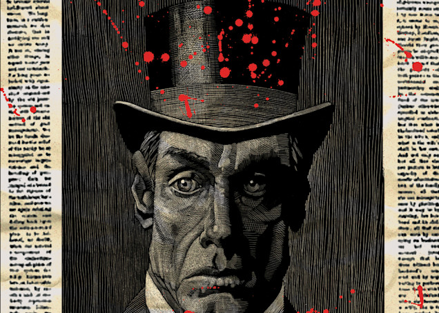 Holmes Haydn's Head Cover (Ai T Edition) Art | Omaha Perez Art