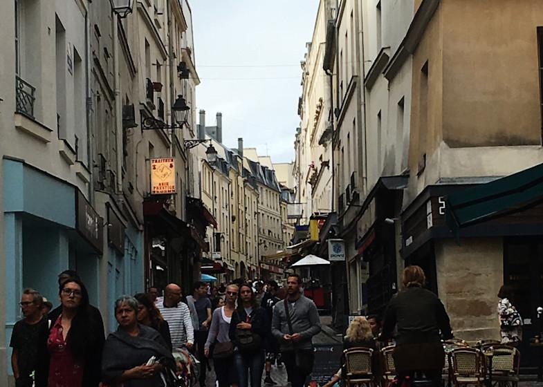 Streets Of Paris Art | Michael Bruley Studio