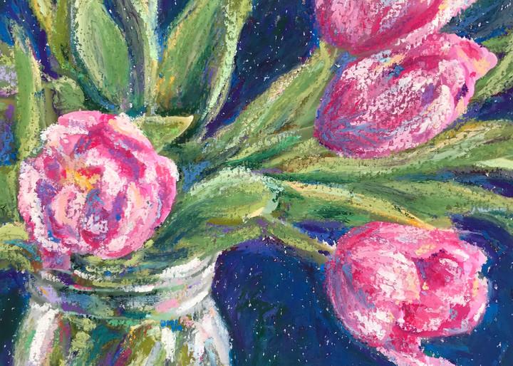 Tulip Party Art | ebaumeistermcintyre
