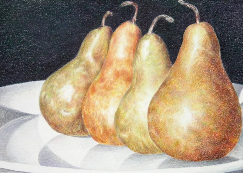 Four Pears Art   ebaumeistermcintyre