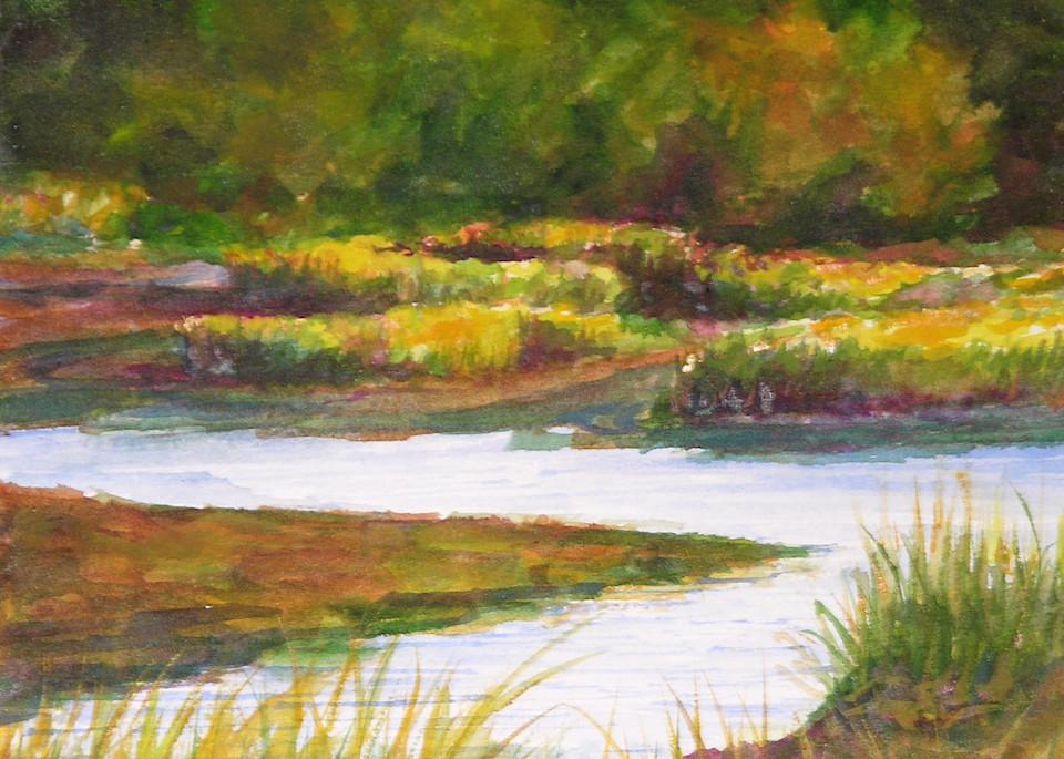 Harbor Reeds Art   ebaumeistermcintyre