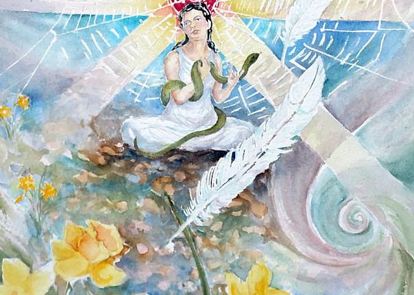 Goddess Awakened Art   Bright Spirit Studio