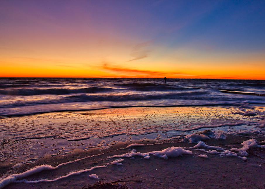 Winter's Glow Photography Art   Willard R Smith Photography