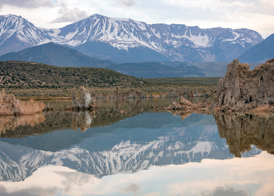 Mono Lake Perfect Photography Art | Great Wildlife Photos, LLC