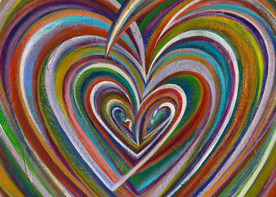 Change Of Heart Art | Kim P. Bartholomew