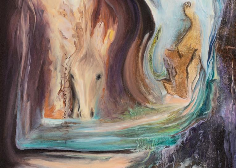 Living Waters  Art | Valerieann Giovanni