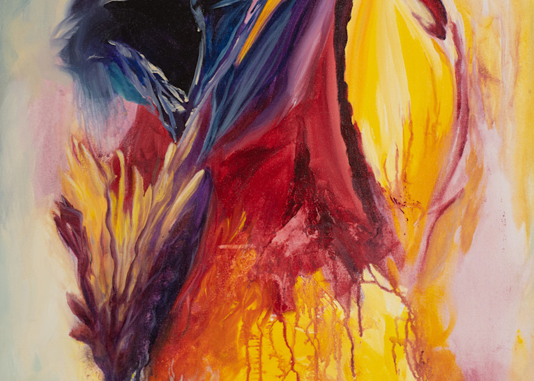 Emotional Dragons  Art   Valerieann Giovanni