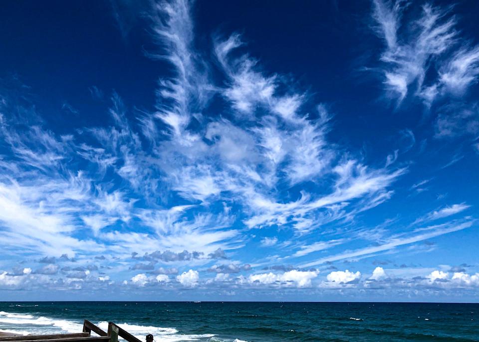 'lantana Beach, Fl.'  Art   Cera Arts