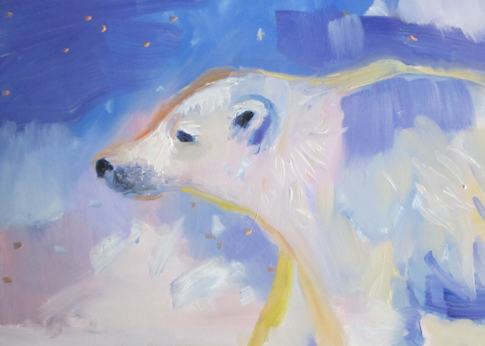 Polar Blast Art | Sharon Guy