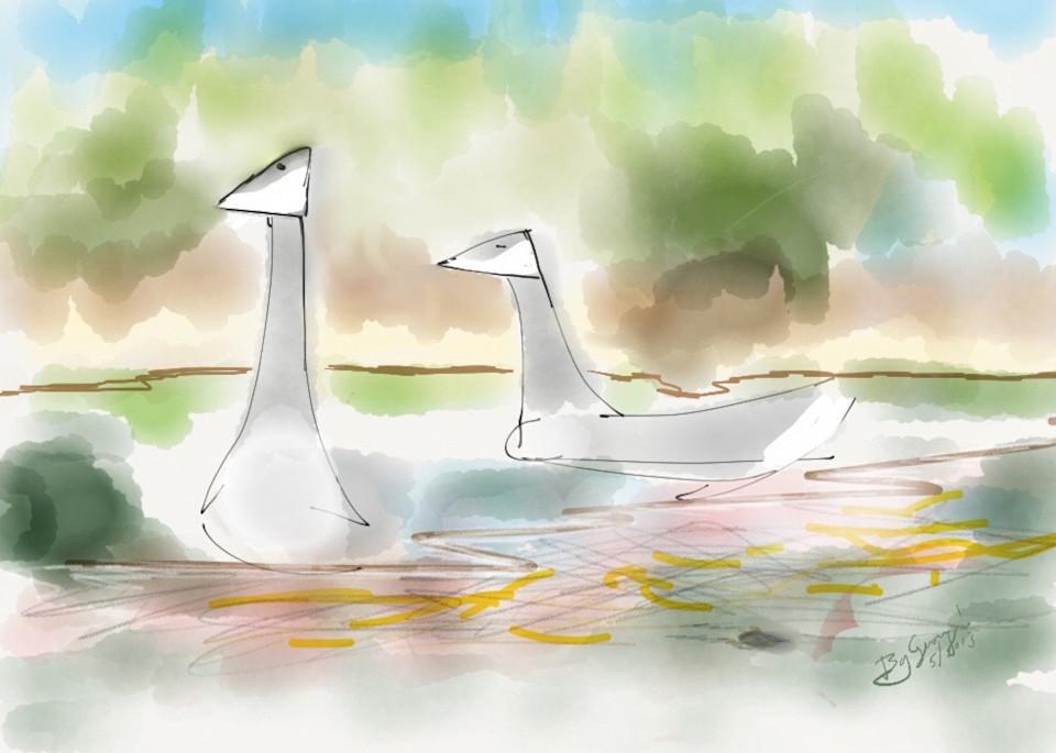 Ww Van Saun02 Art | ART By George!