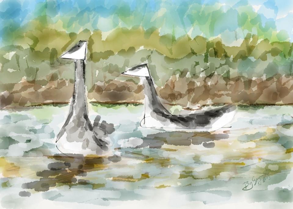 Ww Van Saun03 Art | ART By George!