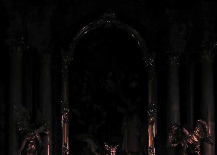 Munich Organ Recital Photography Art | Ron Olcott Photography
