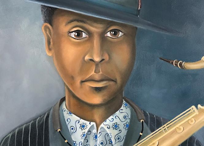 Music Man Art | BlackRock Medium LLC.