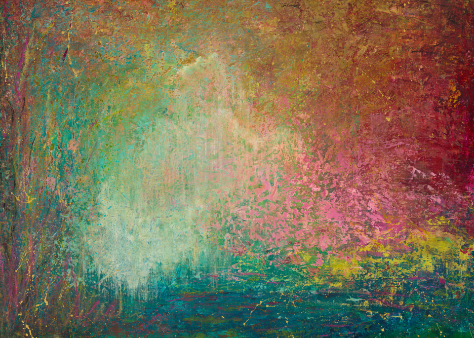 Come Into The Light Art | Peggy Leigh Art