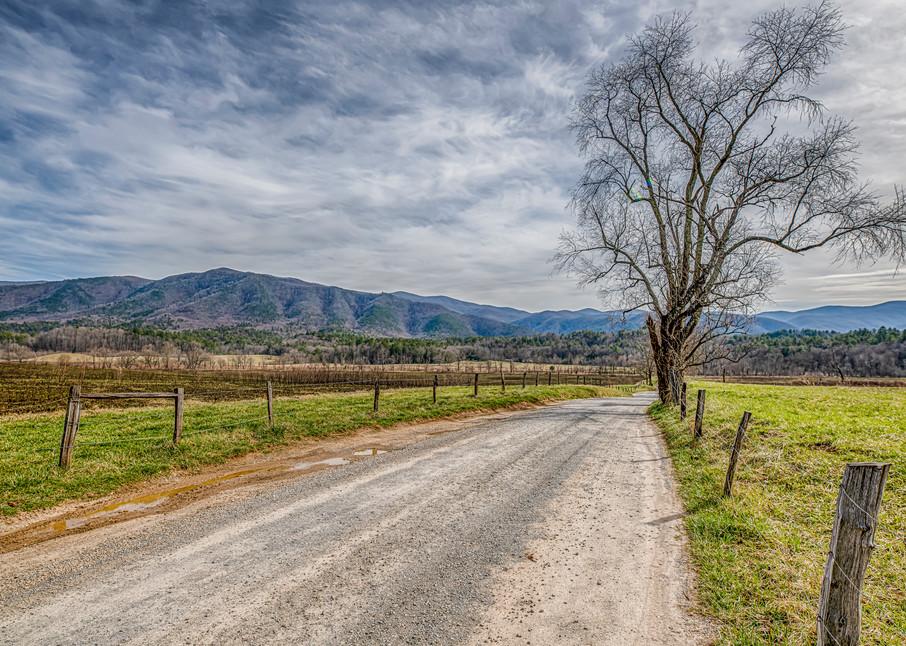 Smokey Mountain National Park Art | Michael Blanchard Inspirational Photography - Crossroads Gallery