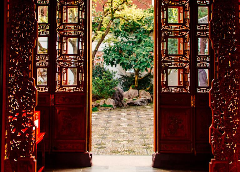 Chinese Garden 2017