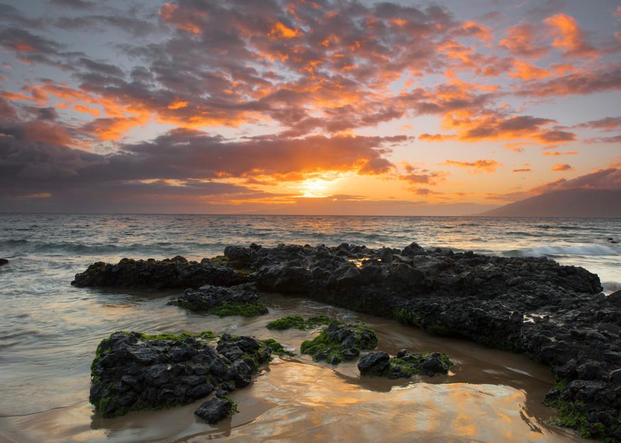 South Side Sunset Photography Art | Douglas Hoffman Photography