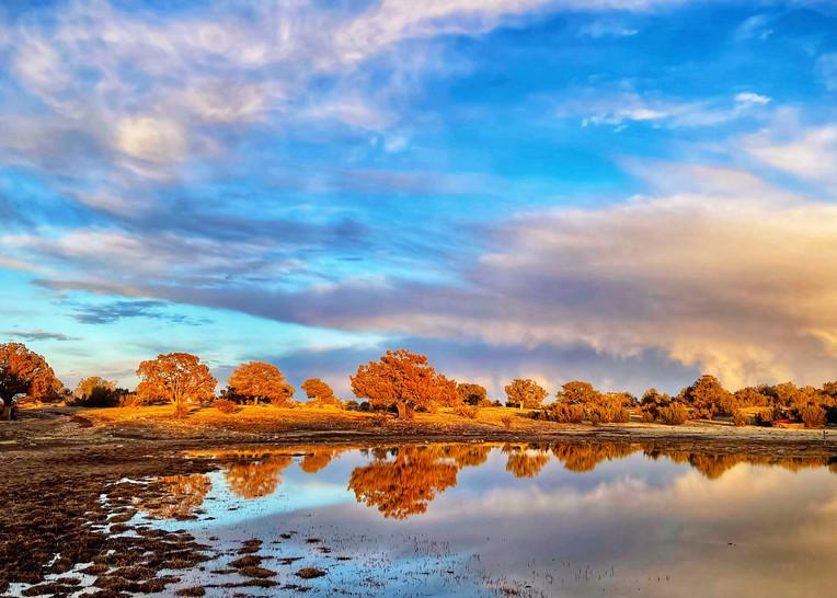 High Mountain Pond Art | Third Shutter from the Sun Photography