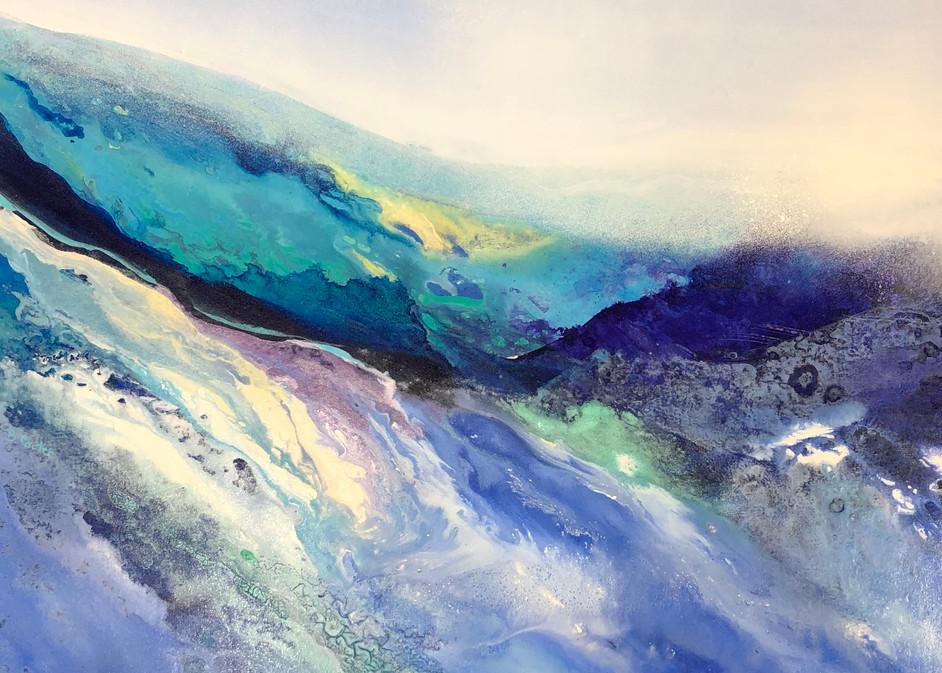 Misty Mountain Art | Bonnie Carter