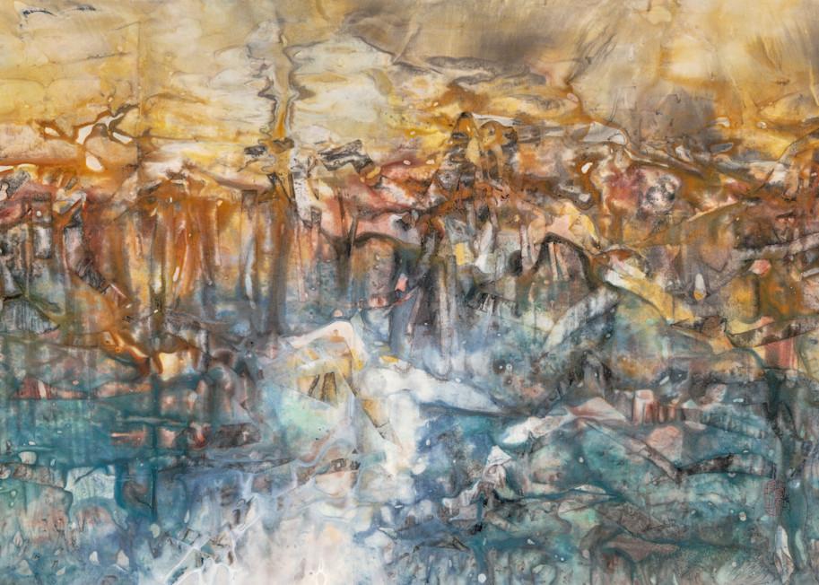 Shekinah  Art | Karen Kurka Jensen
