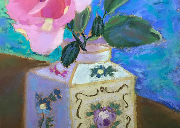 La Petite Rose (print) | Mary Planding
