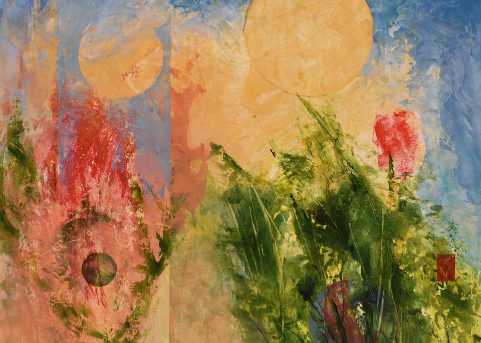 Spring 3 Art | mariannehornbucklefineart