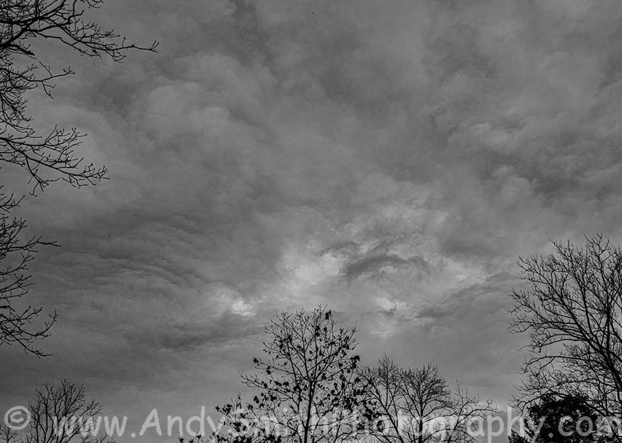 Storm Cloud Patterns