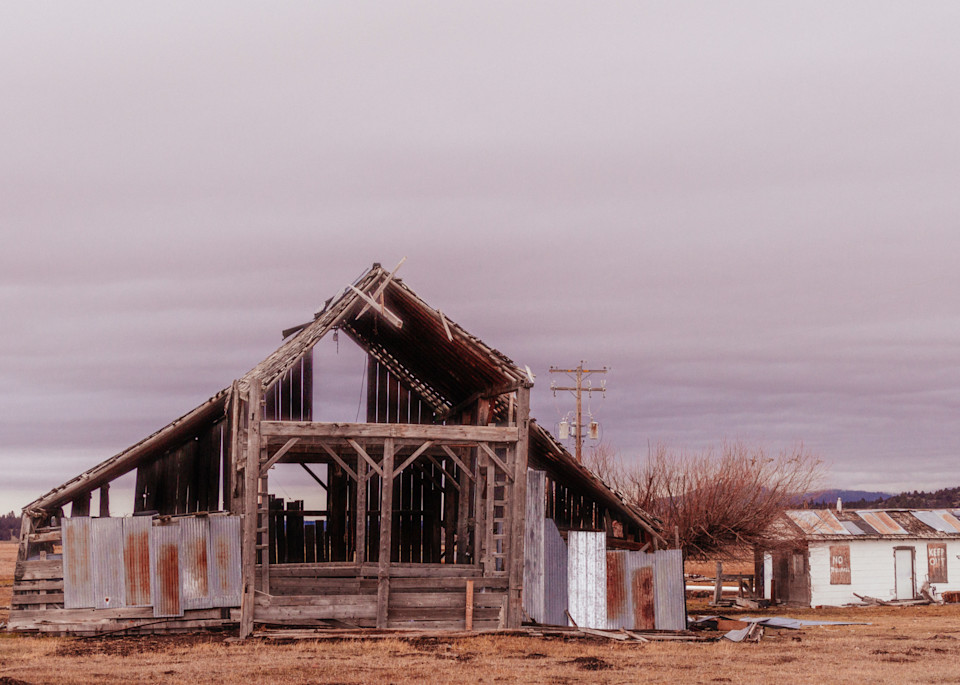 Abandoned Barn 2017