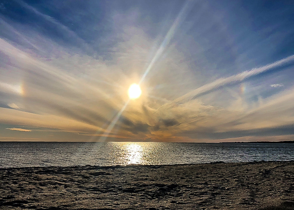 Sunset State Of Mind Photography Art | The Colors of Chatham