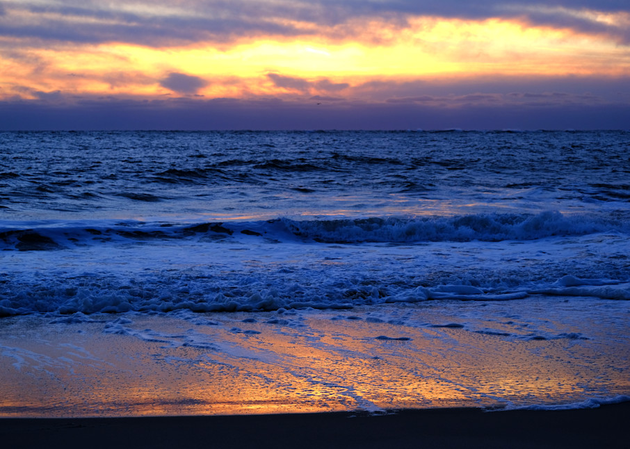 Reflections In The Sand Photography Art | Silver Sun Photography