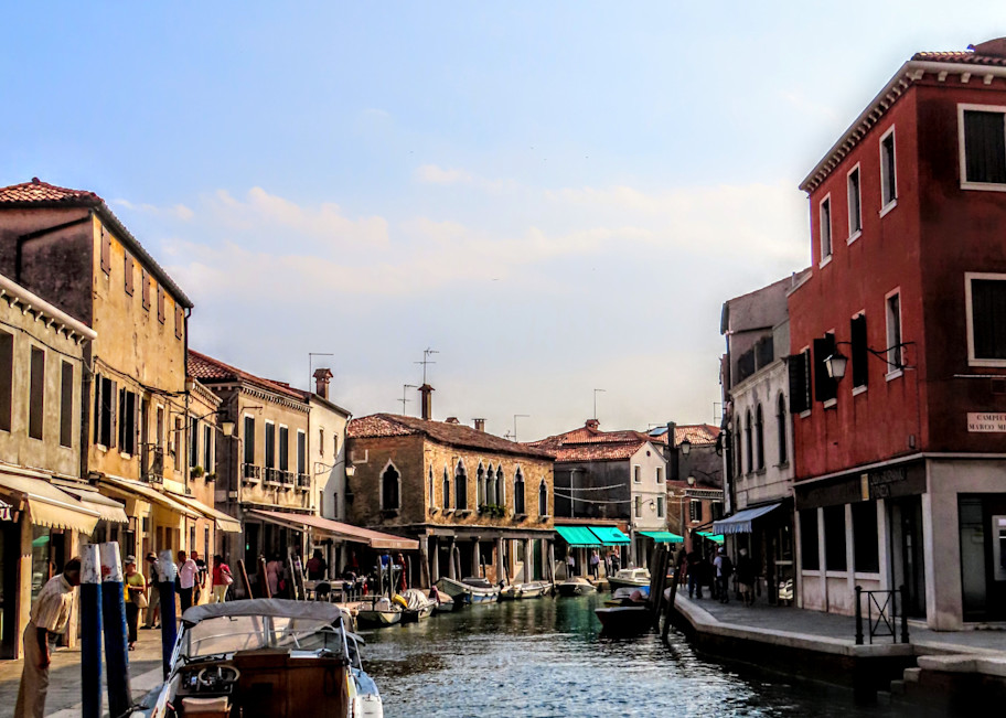 On The Water In Murano Photography Art   Photoissimo - Fine Art Photography