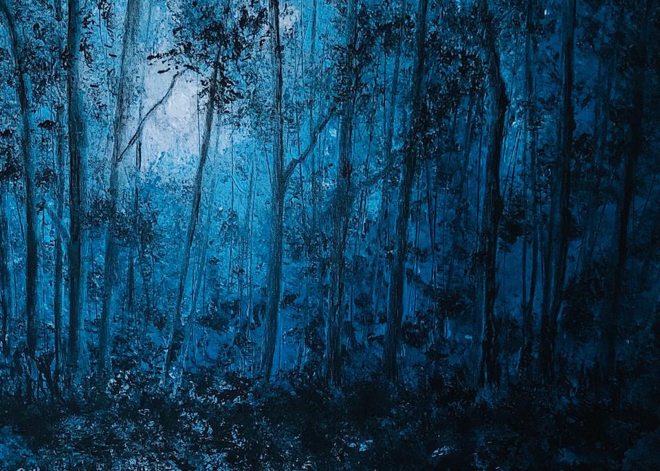 Blue Haze Art | House of Fey Art