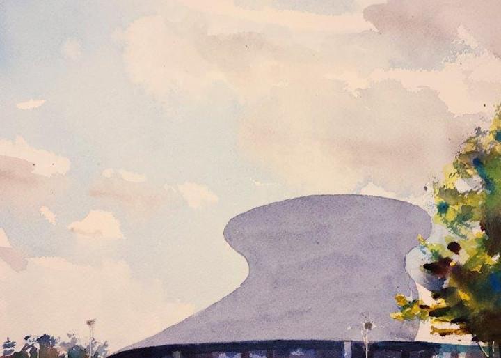 Stl Science Center Art | Steven Dragan Fine Art